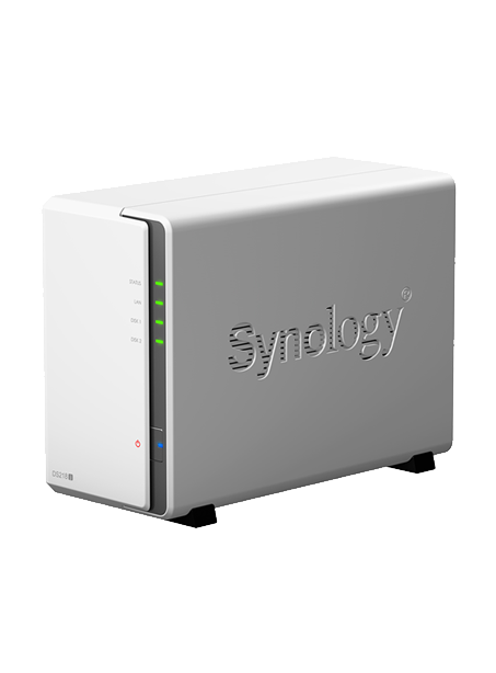 Synology_DS218j_01