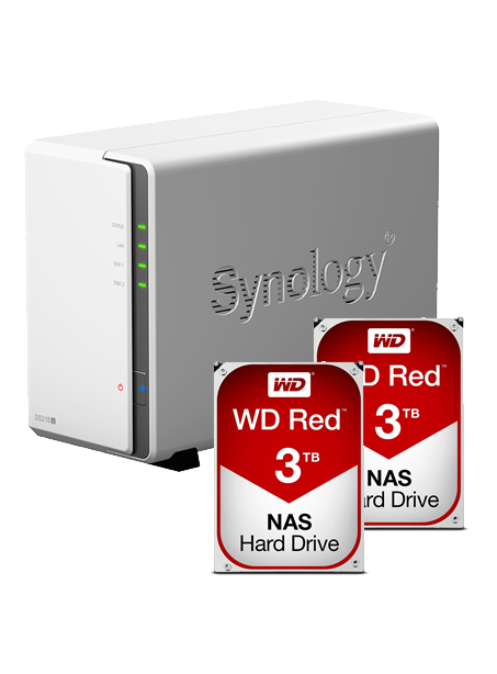 Synology_DS218j_4TB